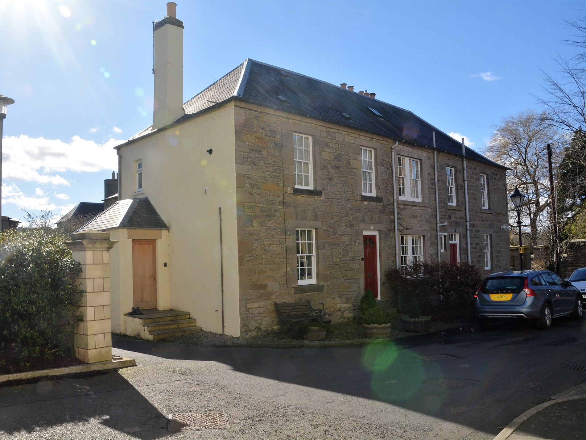 2 Bedroom Cottage in Kelso, Scottish Borders