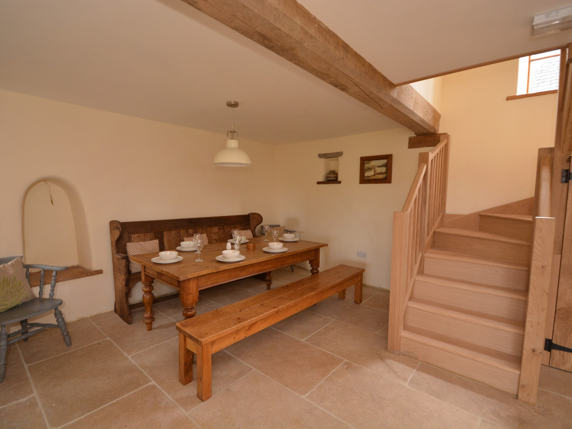 3 Bedroom Cottage in Tiverton, Devon