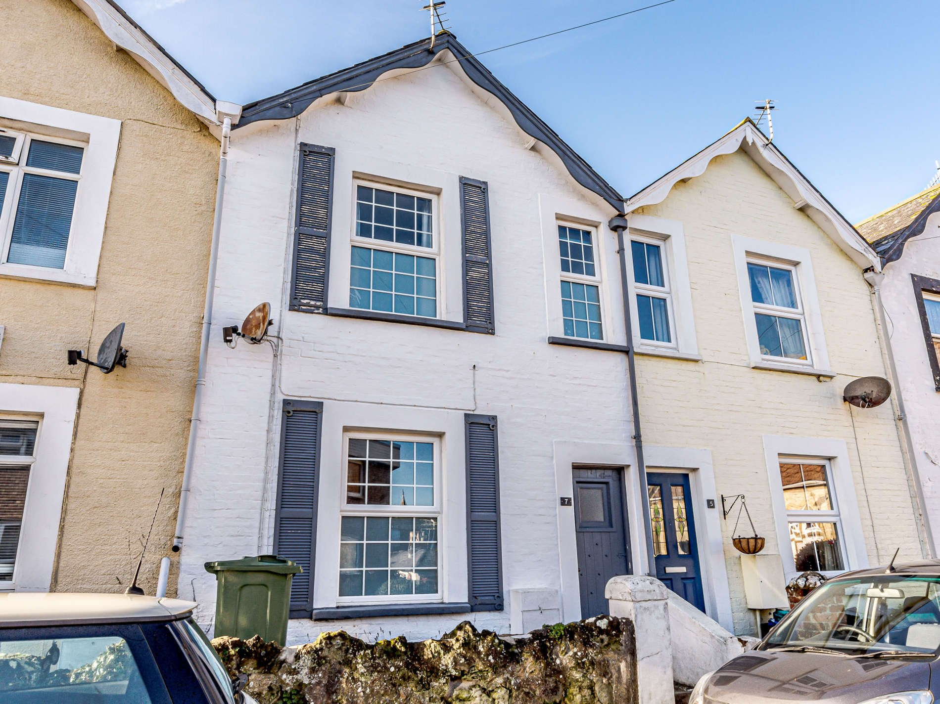 3 Bedroom Cottage in Shanklin, South of England