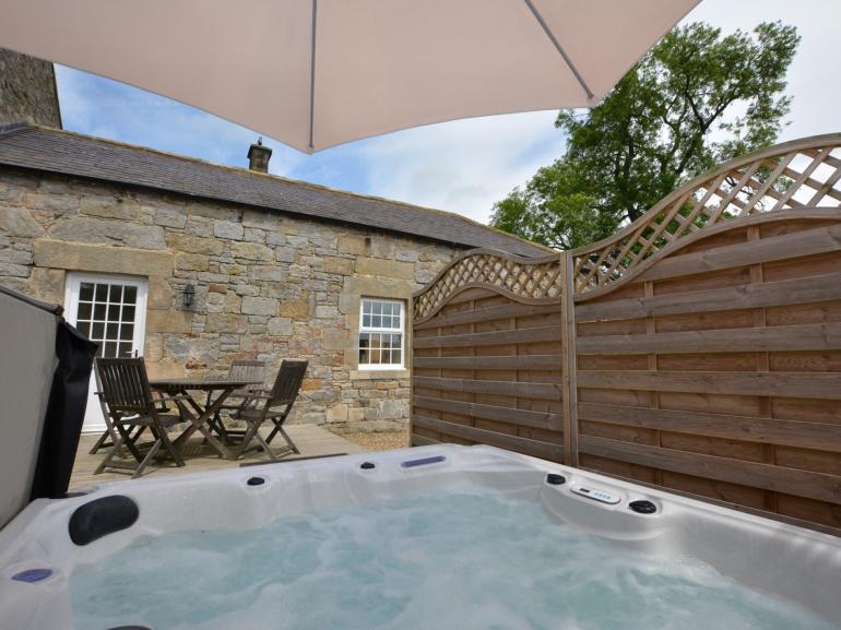 A wonderful retreat in Northumberland