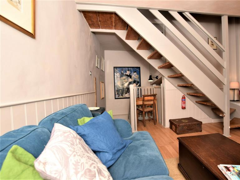 A charming fisherman's cottage in Hastings Old Town