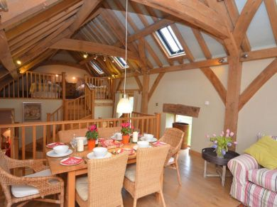 Burrington Farm - Oak Barn (BUROA)