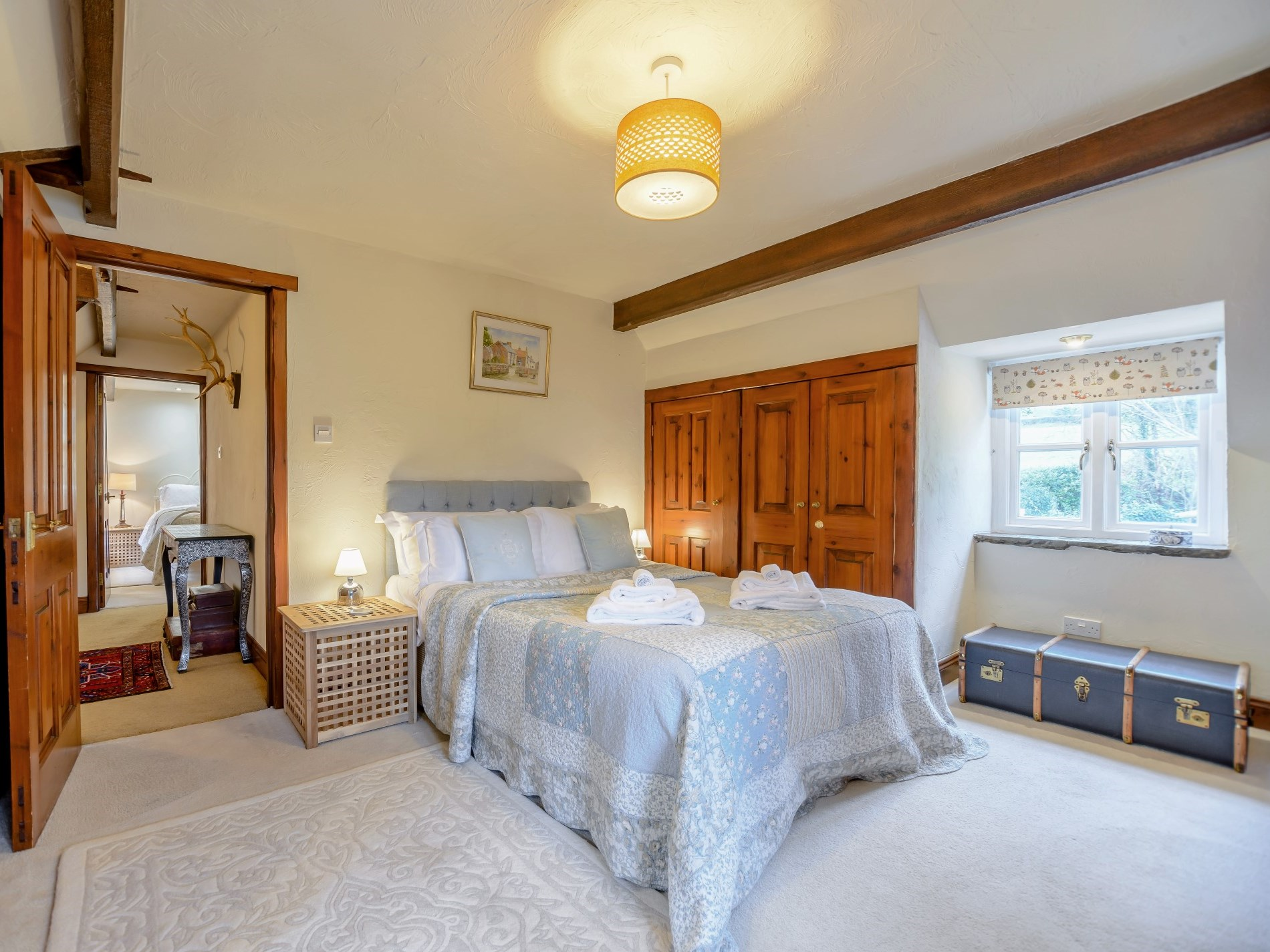 5 Bedroom Cottage in Usk, Pembrokeshire and the South