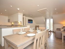 Puffin Penthouse Saundersfoot