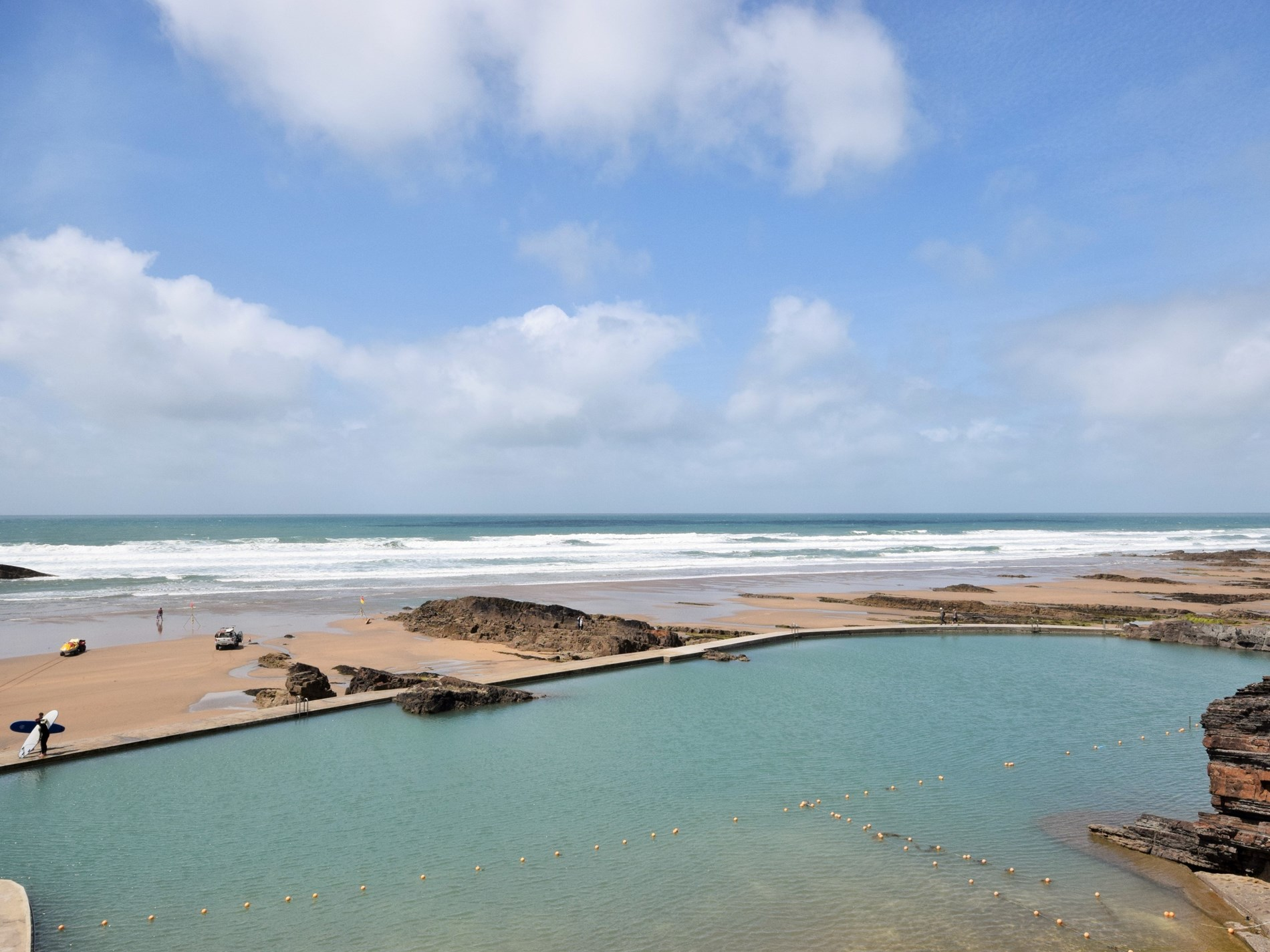 4 Bedroom Cottage in Bude, Cornwall