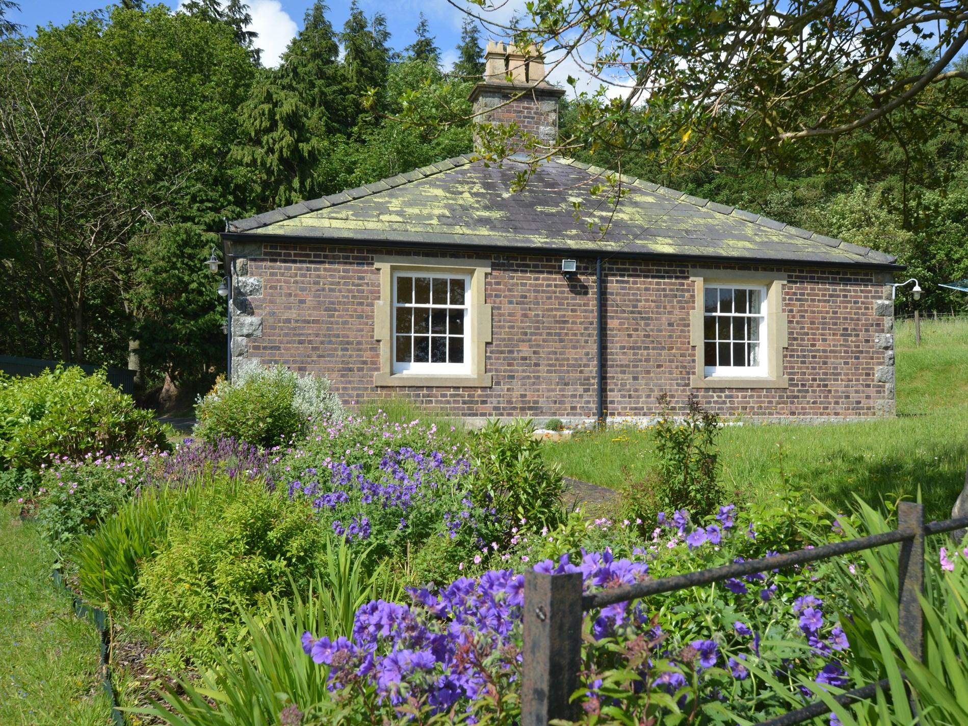 Ferienhaus in Welshpool