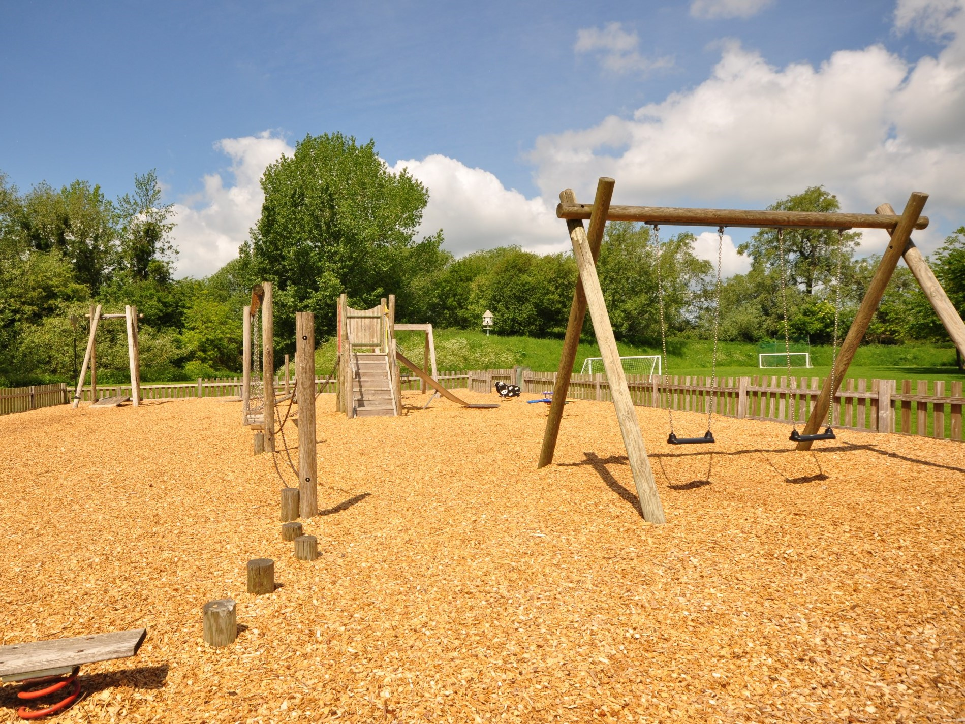 A great adventure playground