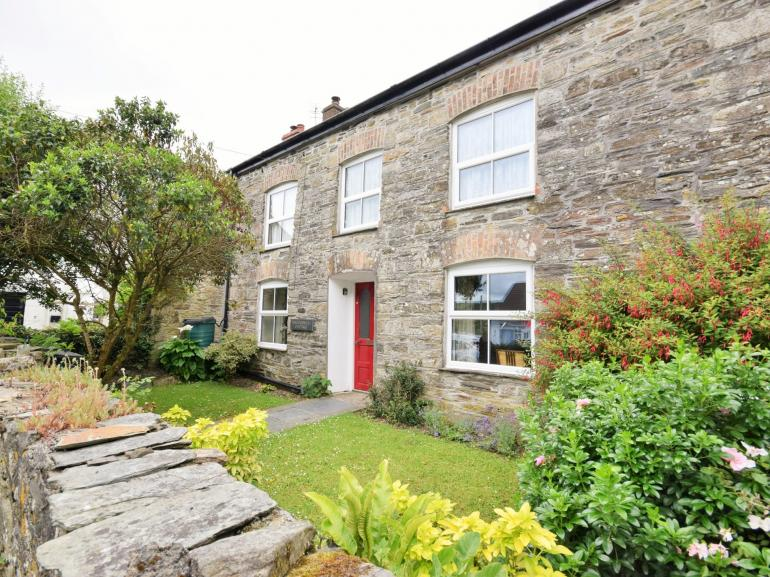Characterful cottage close to the north coast