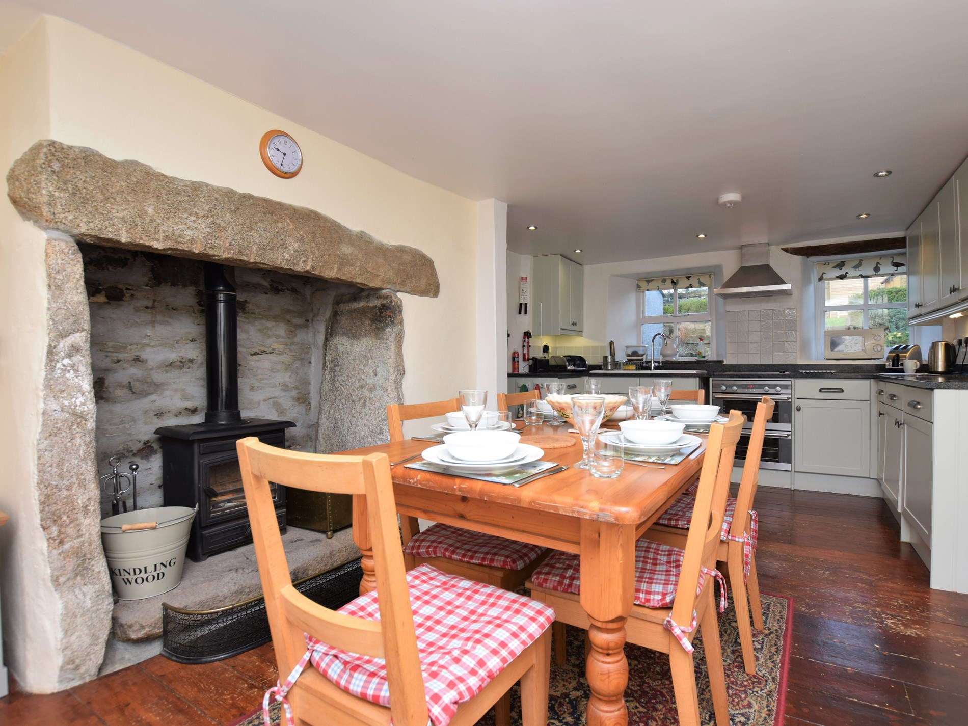 3 Bedroom Cottage in Camelford, Cornwall