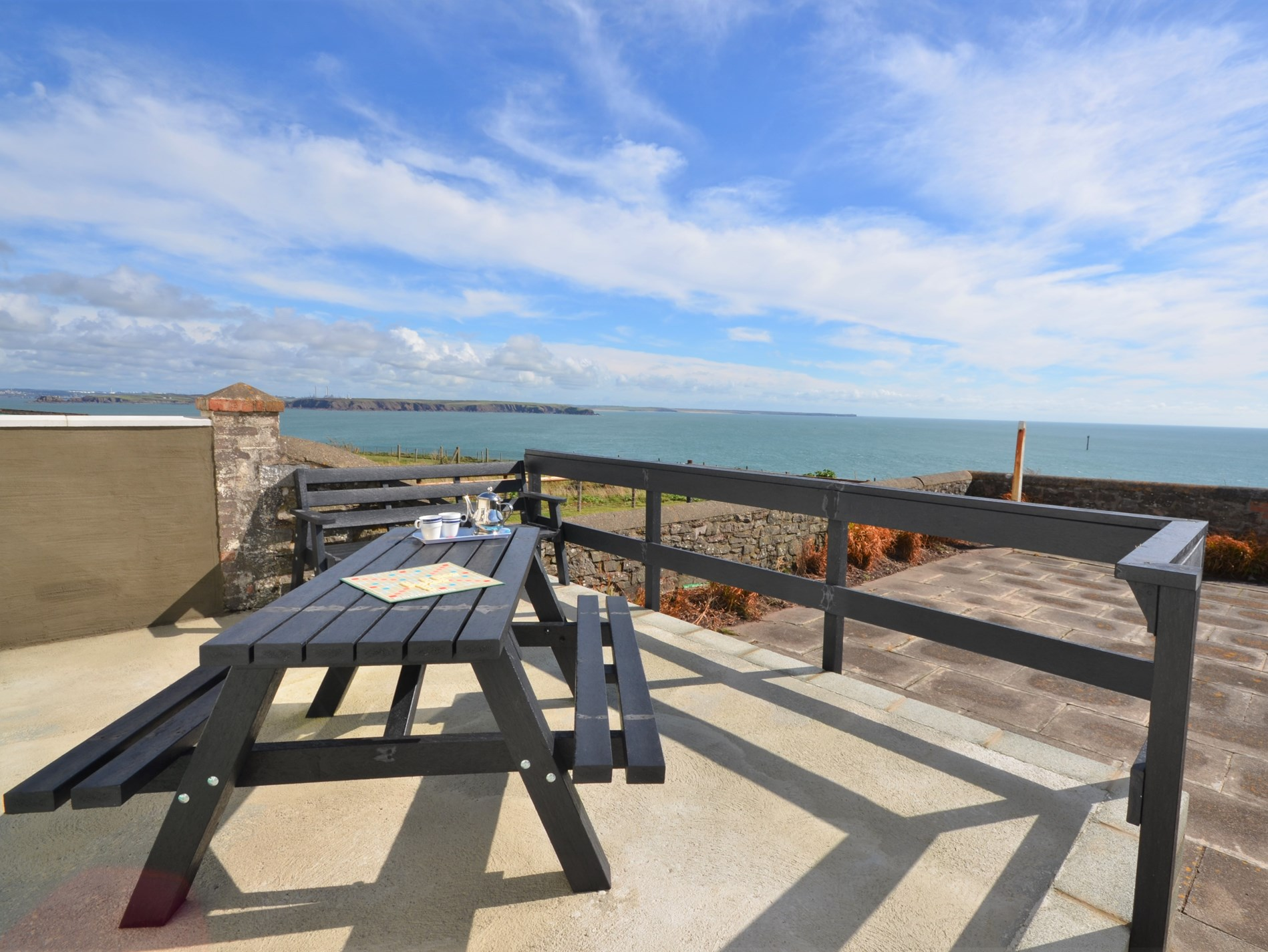 3 Bedroom House in West Wales, Pembrokeshire and the South