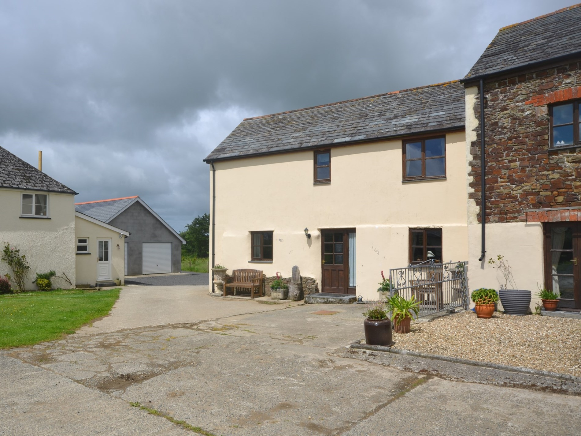 2 Bedroom Cottage in Holsworthy, Devon