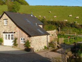 Exmoor Farm Cottages - Stags View