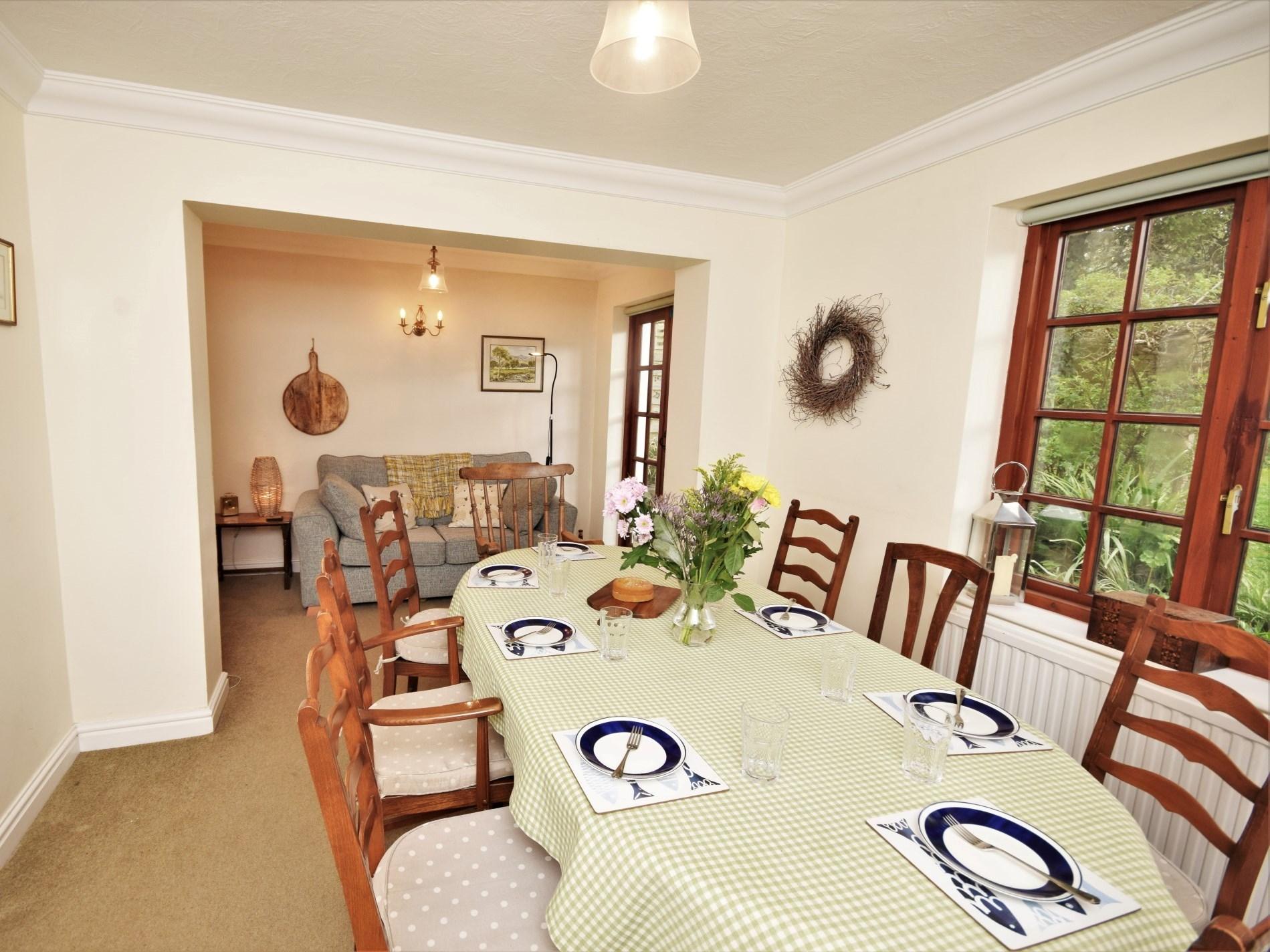 4 Bedroom Cottage in Barnstaple, Devon