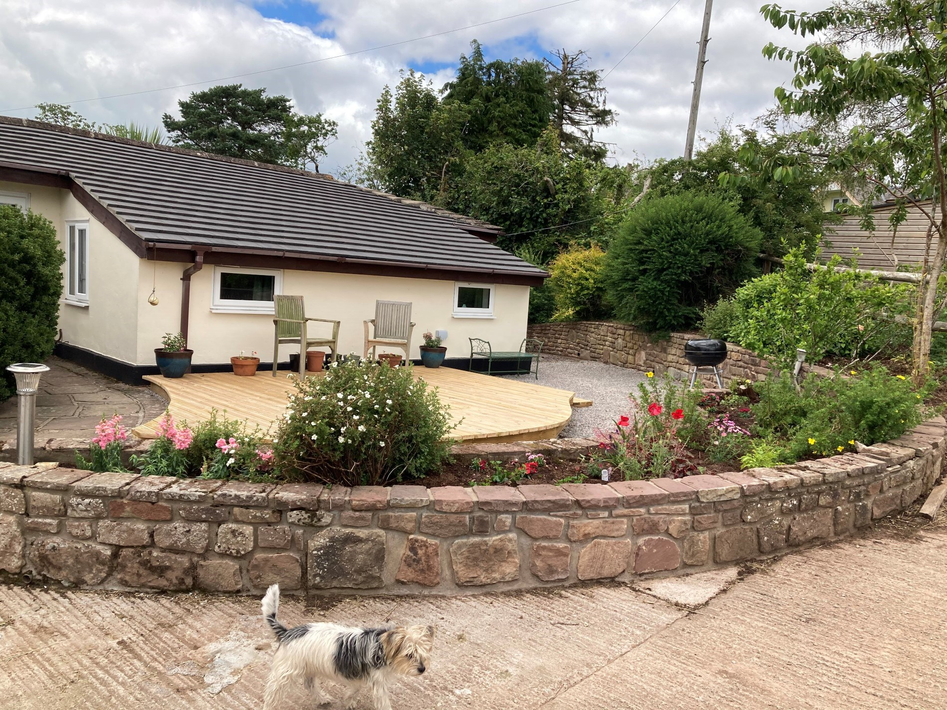 3 Bedroom Cottage in Monmouth, Heart of England