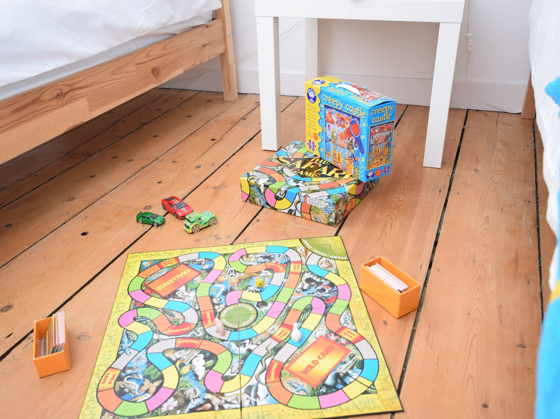 Good selection of childrens games and toys