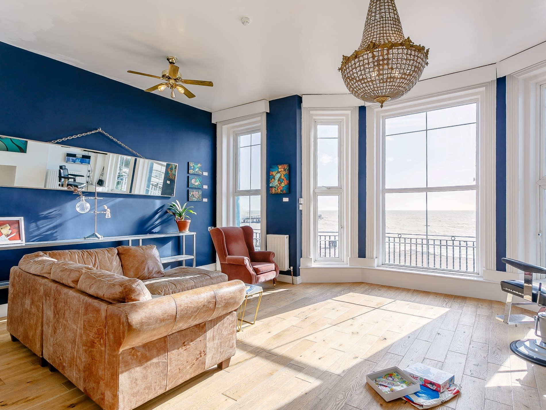 6 Bedroom Cottage in St. Leonards-on-sea, South of England