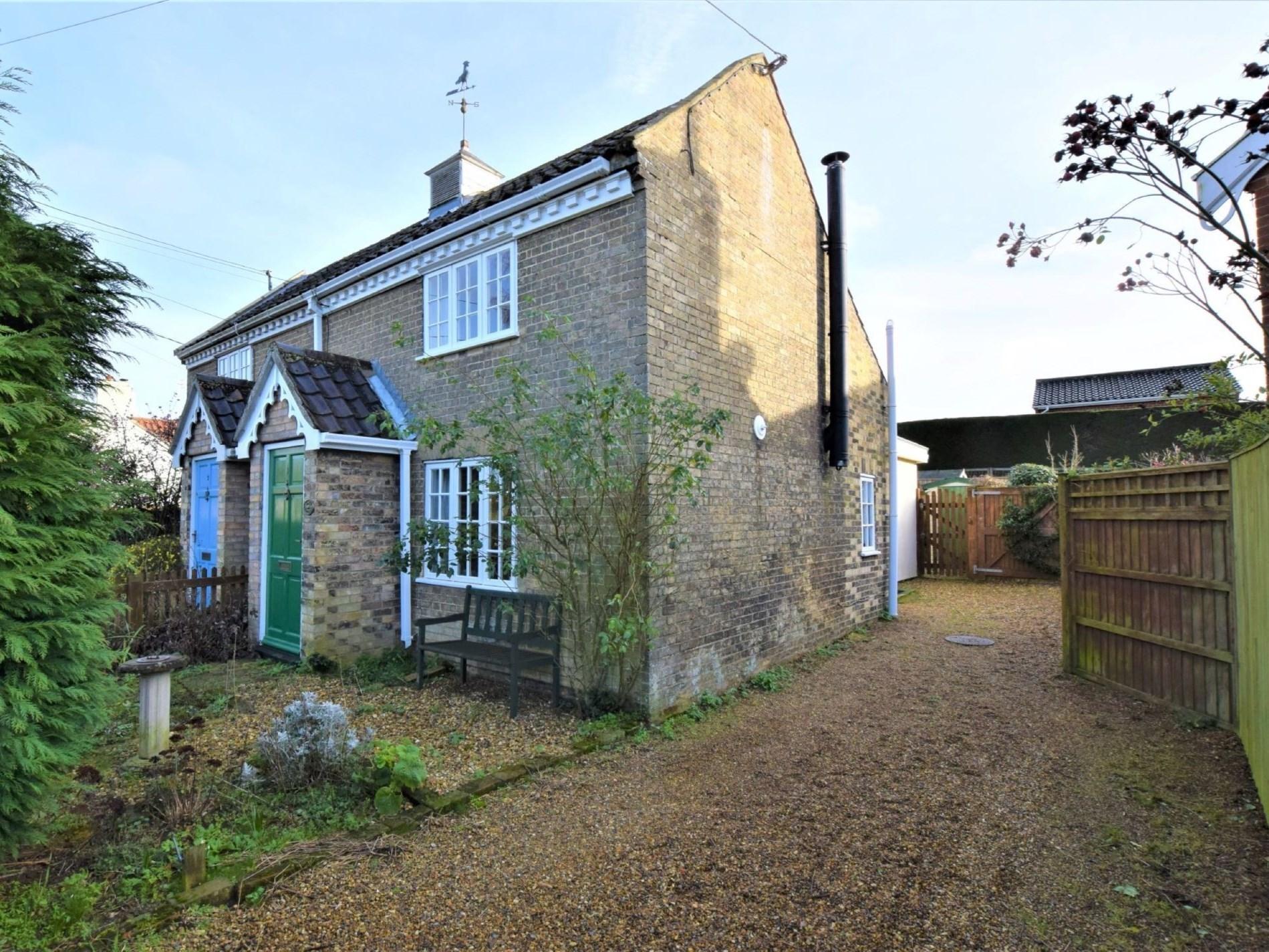 2 Bedroom Cottage in Saxmundham, East Anglia