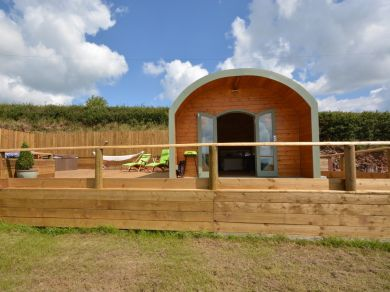 The Holly Pod At West Farleigh (53294)
