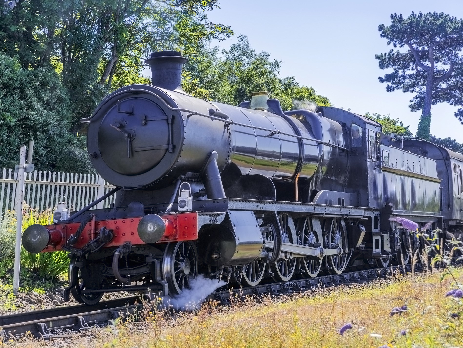 West Somerset Railway is a must for any enthusiast
