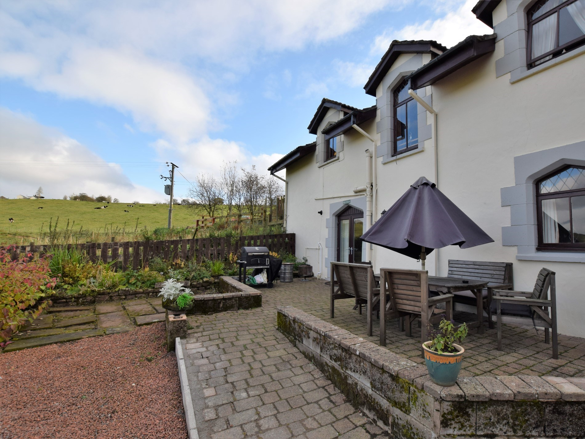 3 Bedroom Cottage in Newcastleton, Scottish Borders