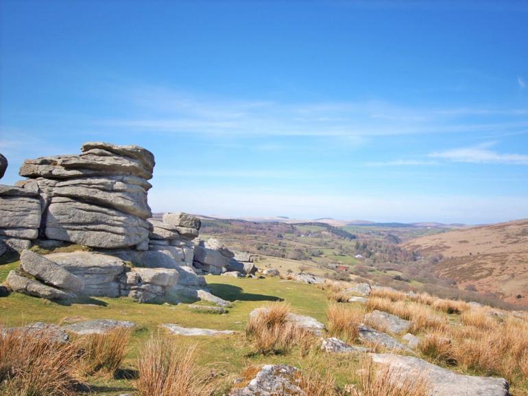 Enjoy beautiful walks across Dartmoor