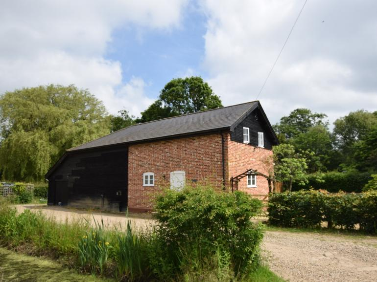 A beautiful character cottage in the heart of Suffolk