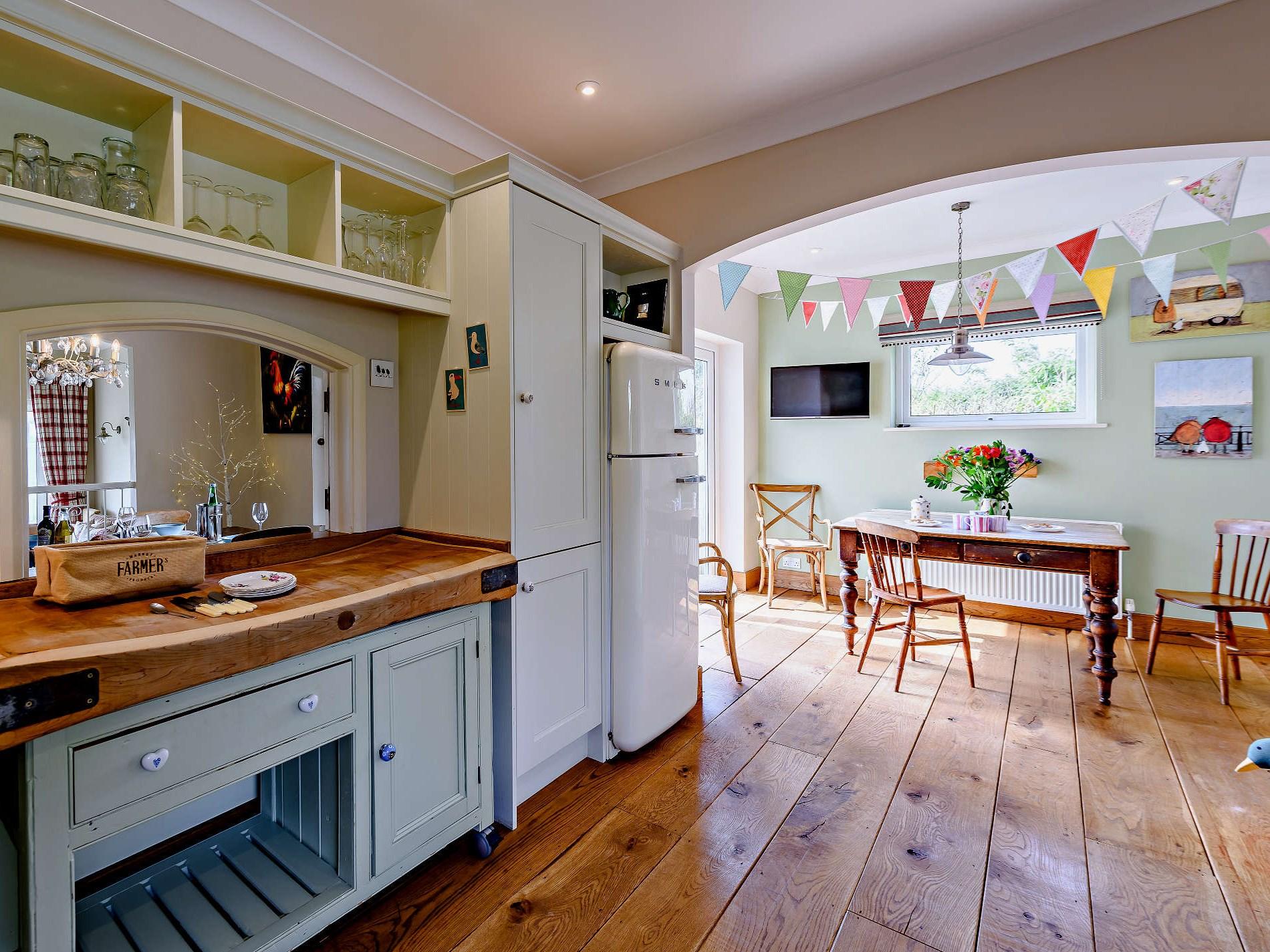 5 Bedroom Cottage in Bideford, Devon
