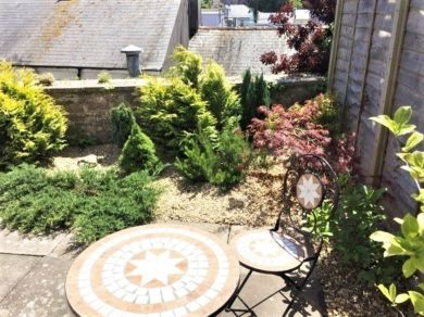 The Garden Apartment - Brixham (BX073)