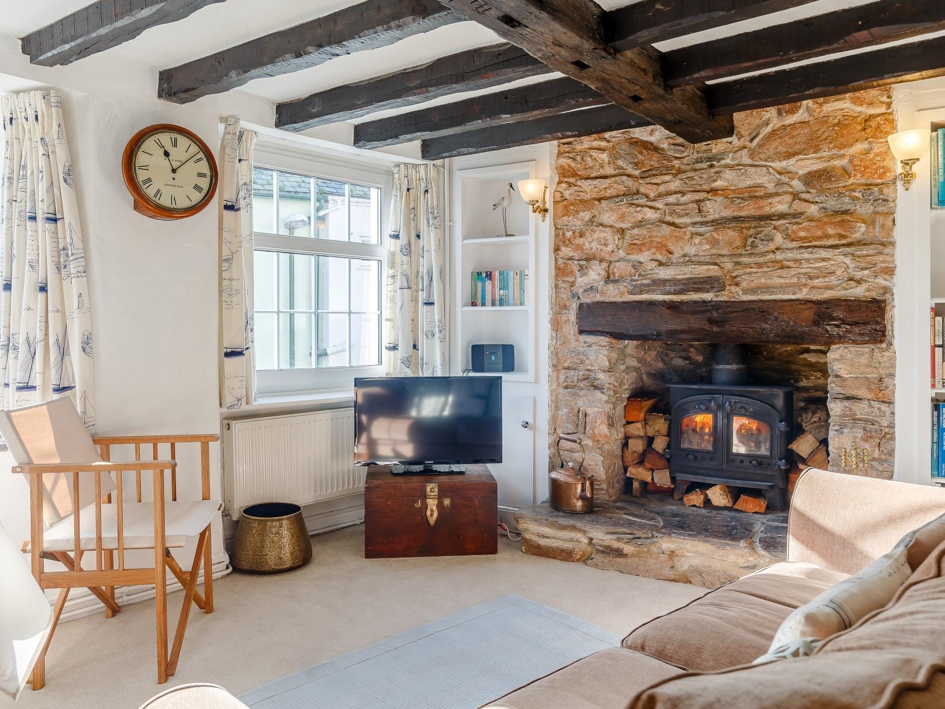 2 Bedroom Cottage in Brixham, Devon