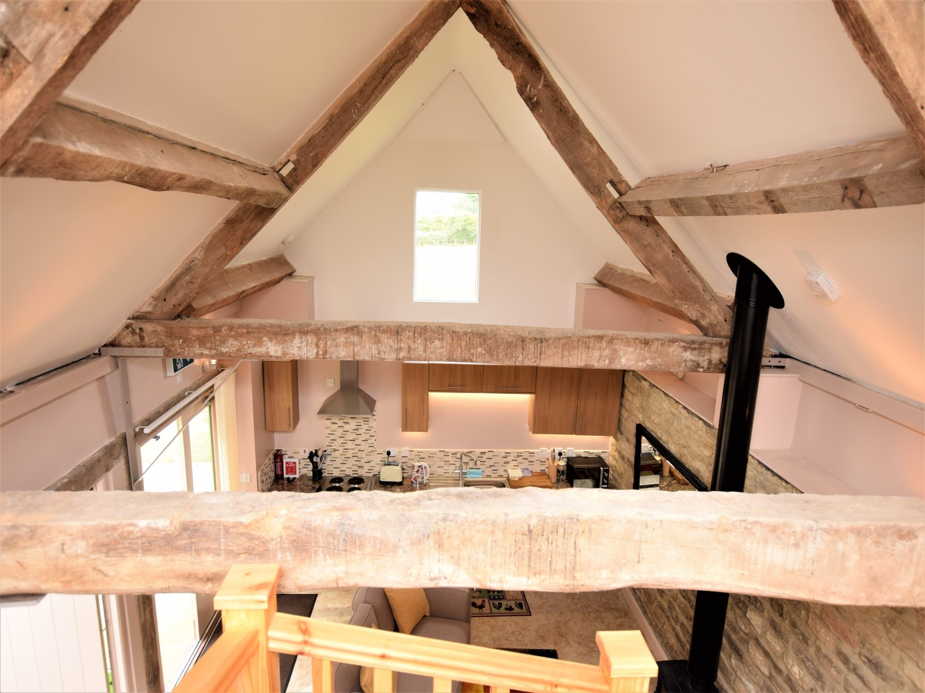 A wealth of beams and character