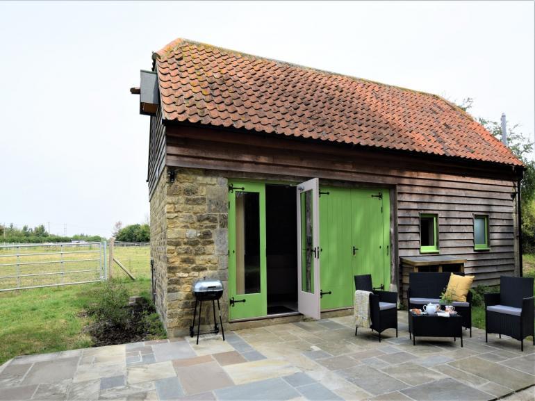A romantic rural retreat