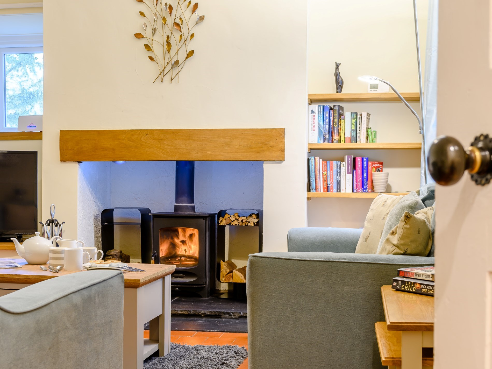 4 Bedroom Cottage in Corwen, Snowdonia, North Wales and Cheshire