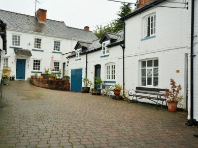 Pritchel Cottage Presteigne (55285)