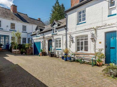 Pritchel Cottage Presteigne (55285)