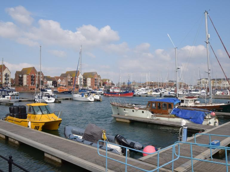 Minutes away from Sovereign Harbour