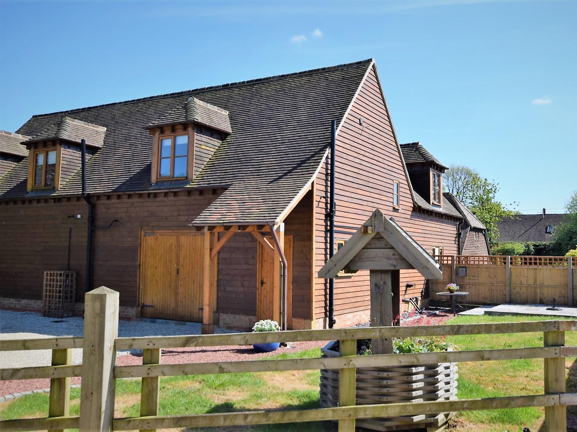 Ferienhaus in Petham