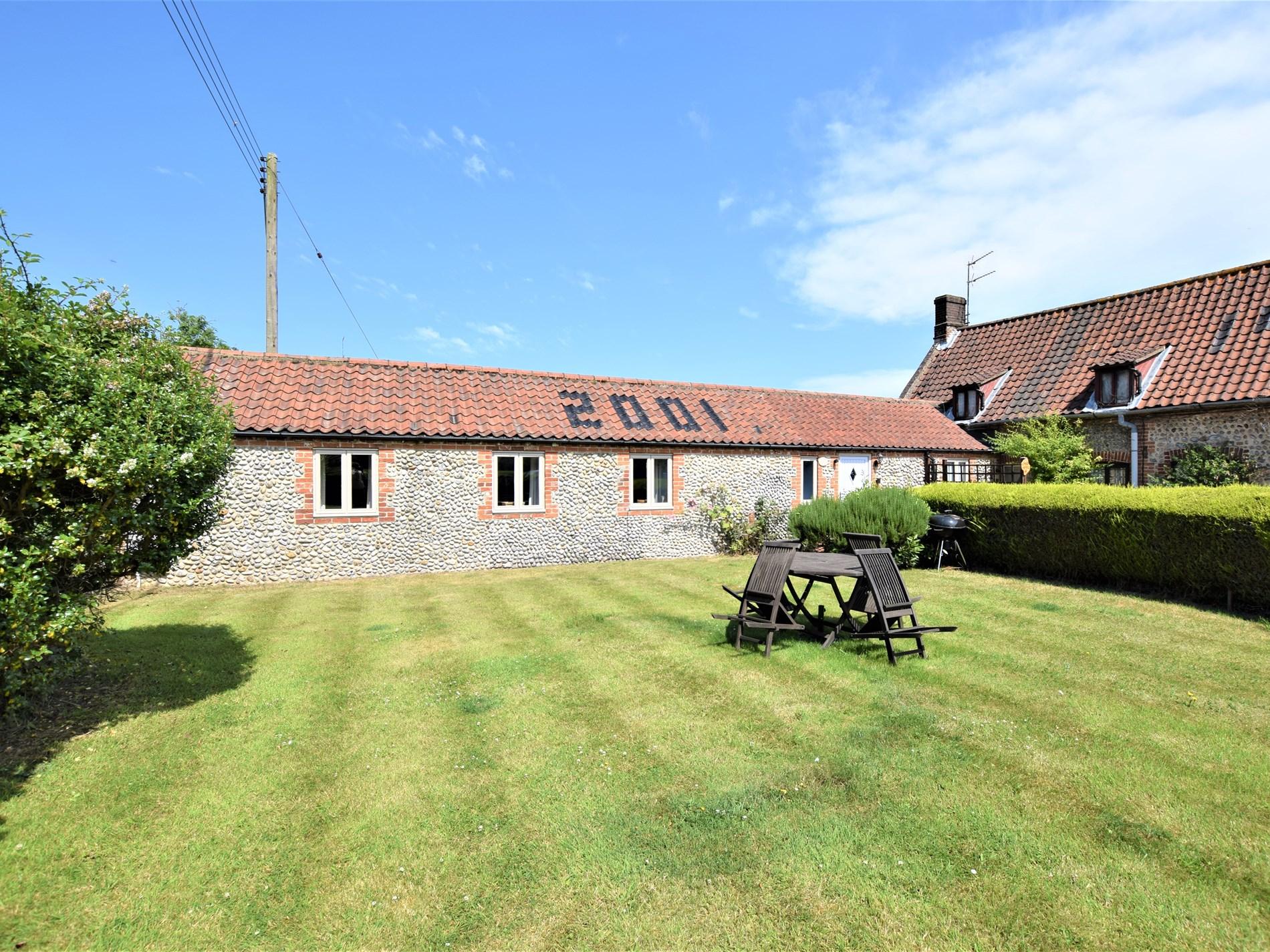 2 Bedroom Cottage in Holt, East Anglia