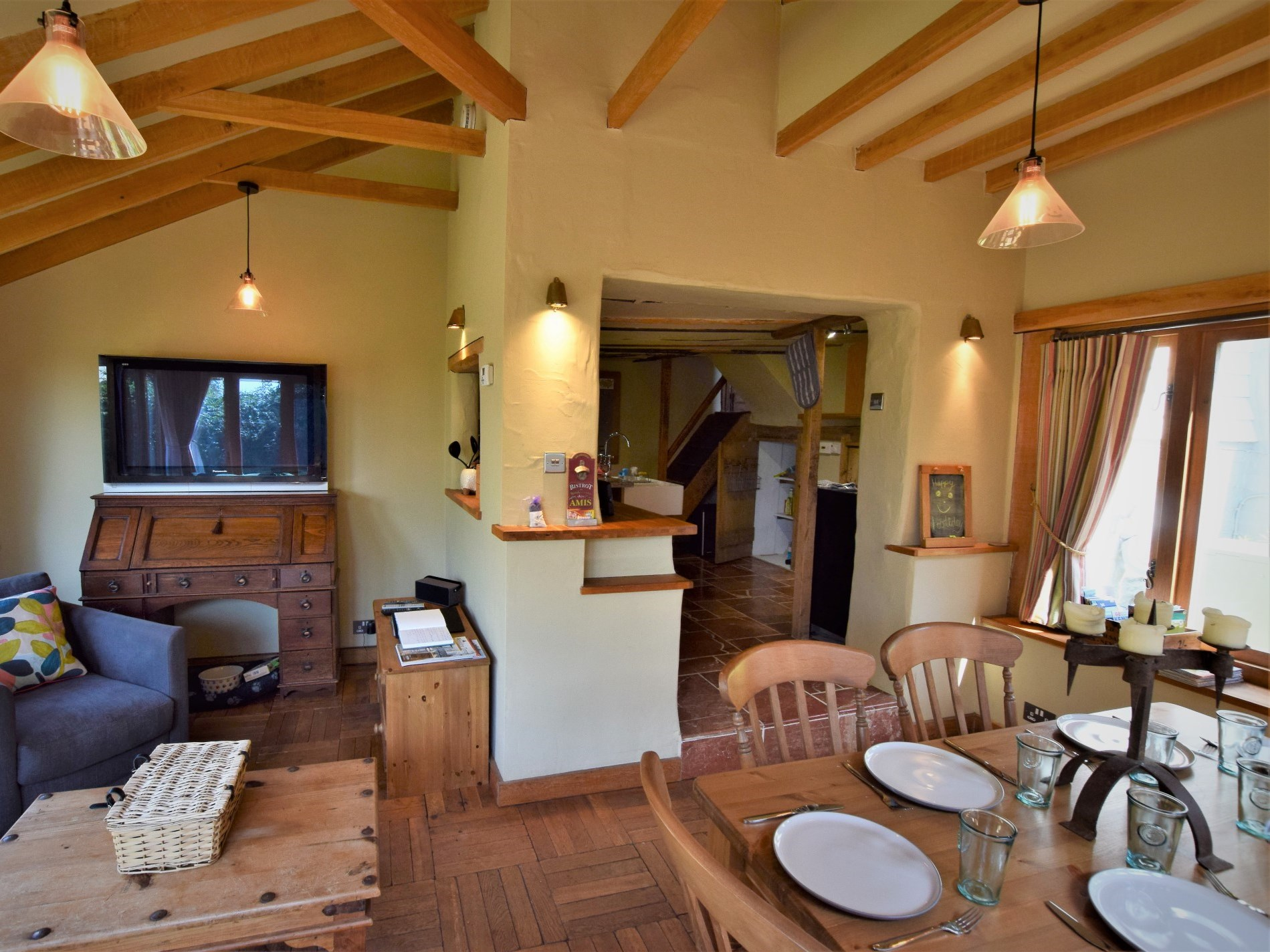 3 Bedroom Cottage in Cranbrook, South of England
