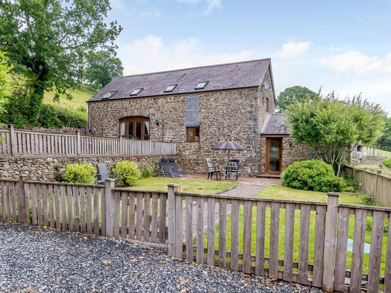 A beautiful converted barn