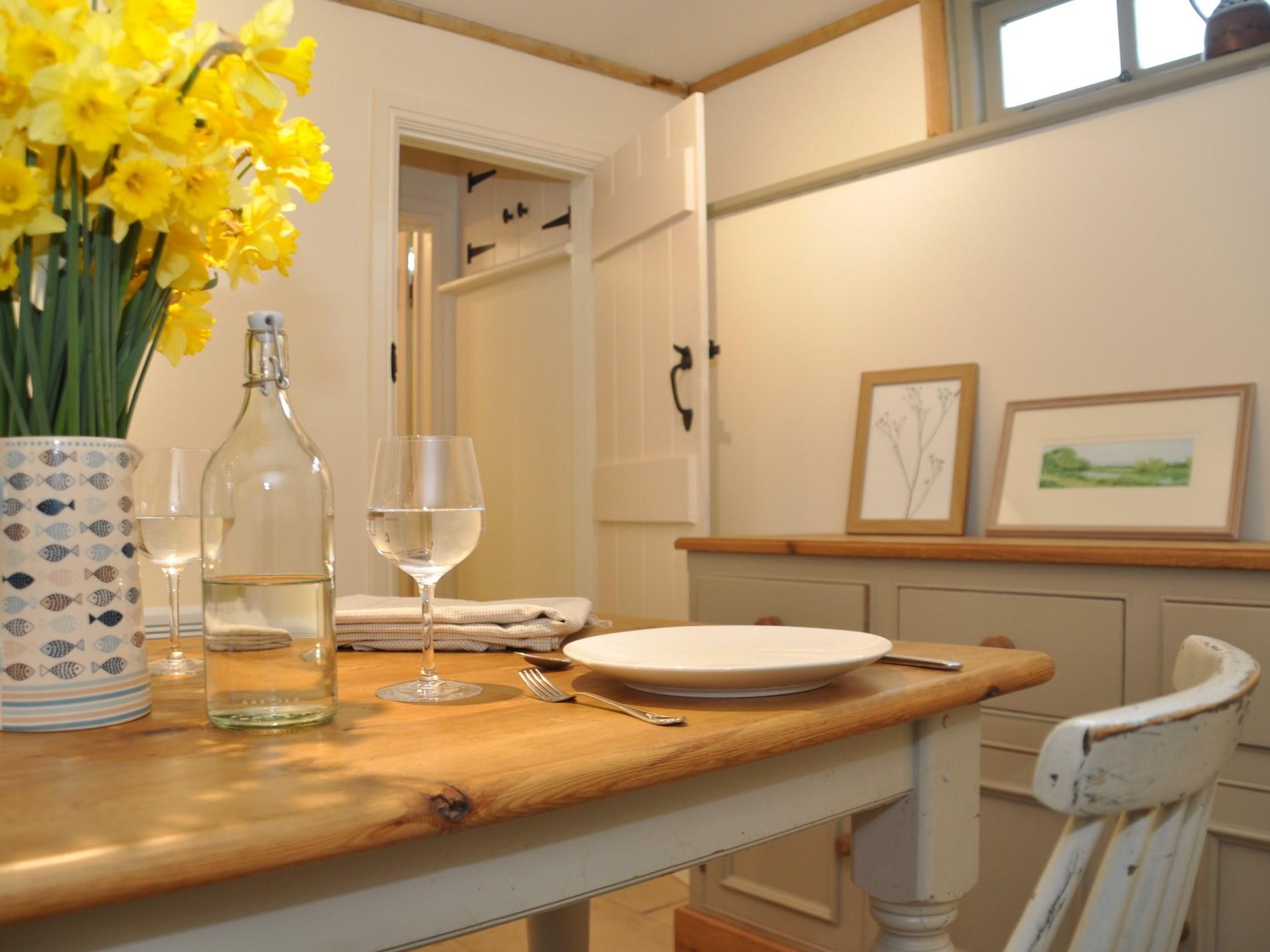 Simple farmhouse furniture