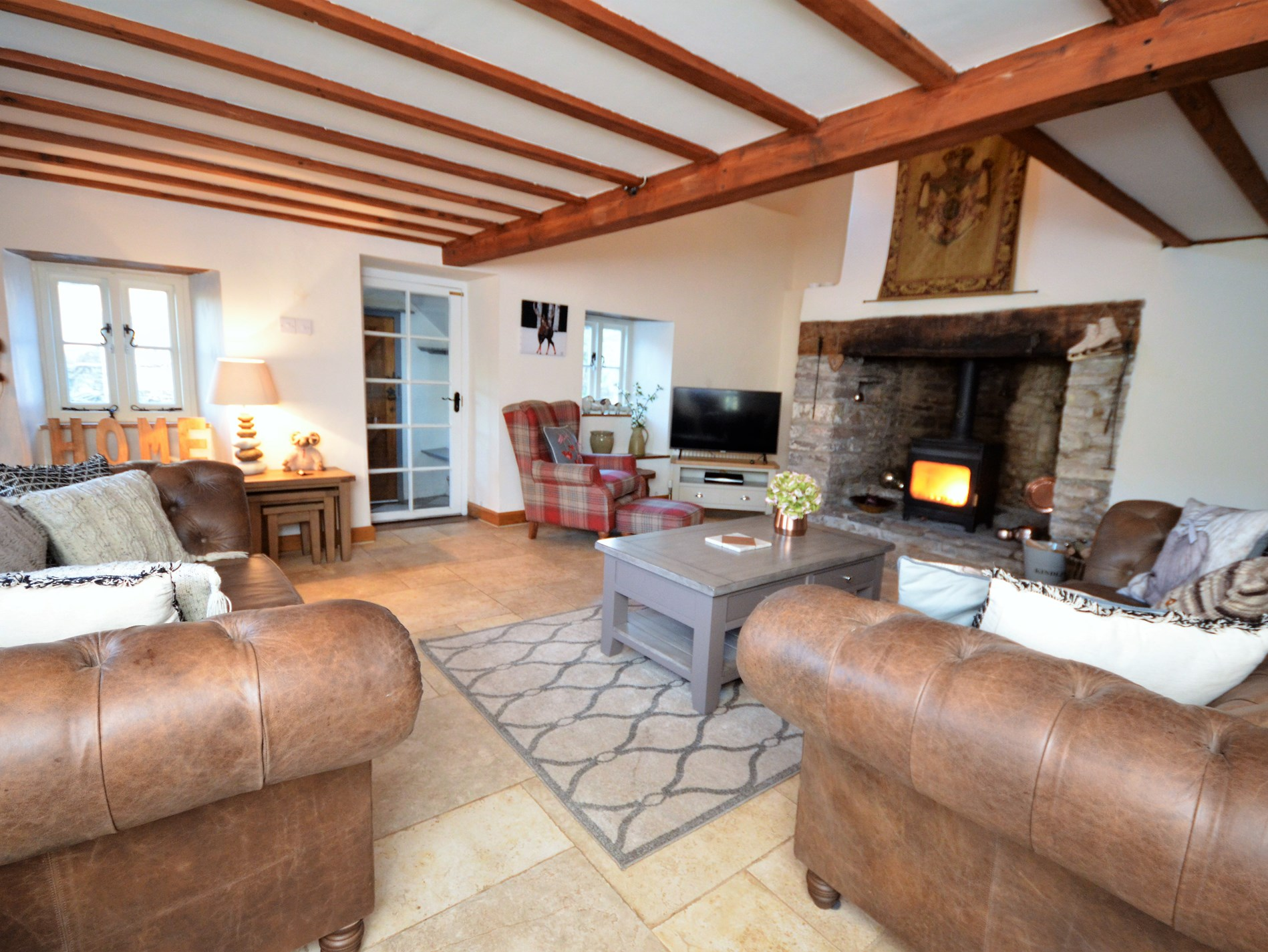 3 Bedroom Cottage in Crickhowell, Pembrokeshire and the South