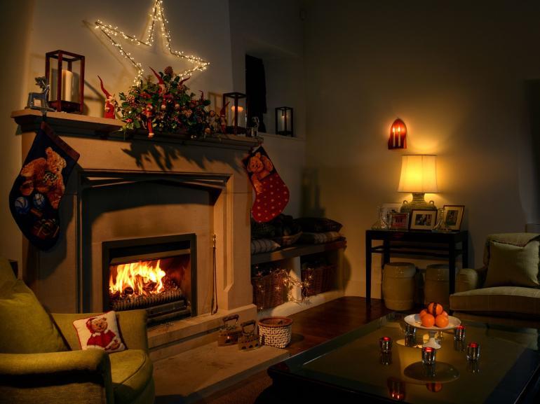 Enjoy a Bank Barn Christmas