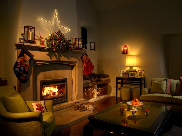 Enjoy Christmas at Bank Barn
