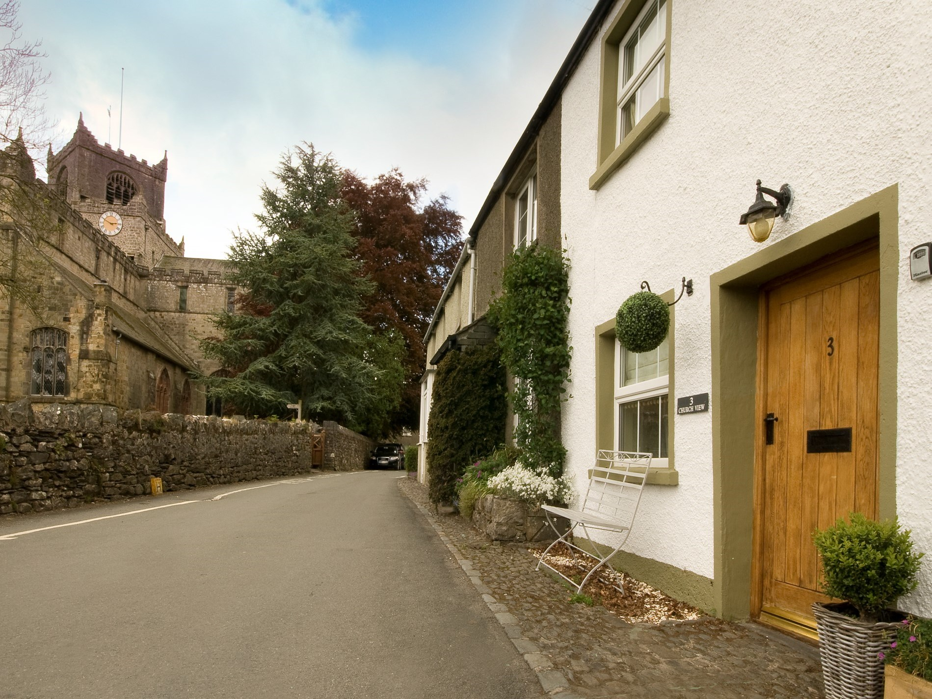 1 Bedroom Cottage in Cartmel, Scottish Borders