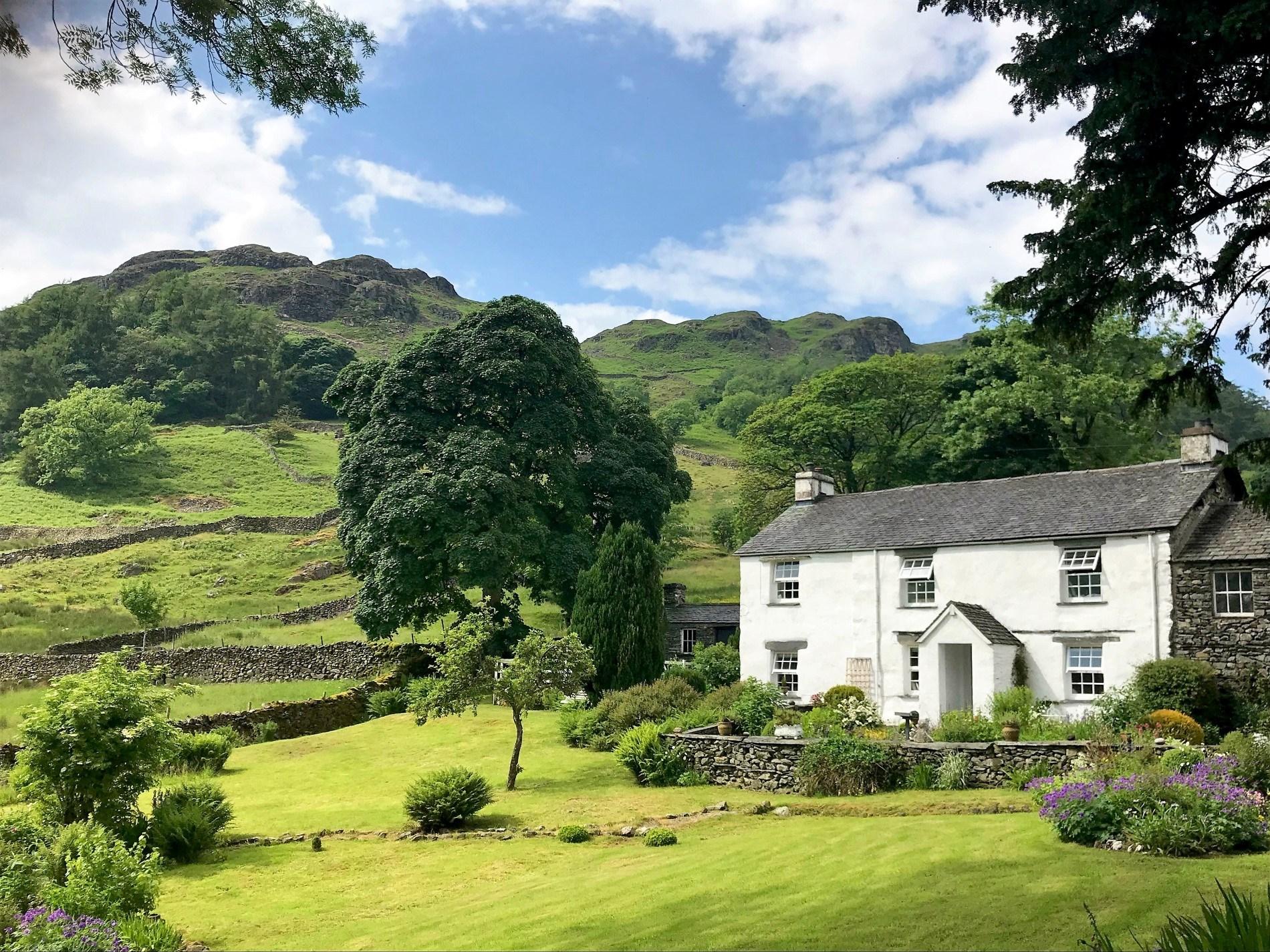 1 Bedroom Cottage in Cumbria, Scottish Borders