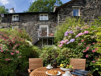 Sun Cottage - Lake District (LCC54)