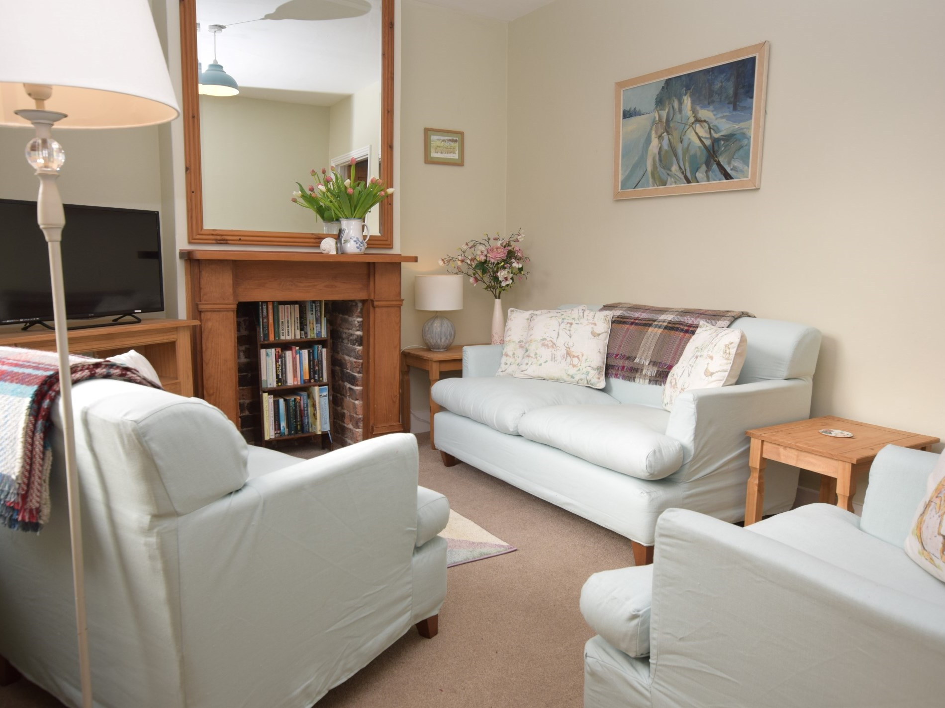 2 Bedroom Cottage in Eastbourne, South of England