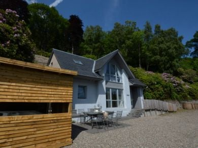 Loch Earn Milestone Lodge (58797)