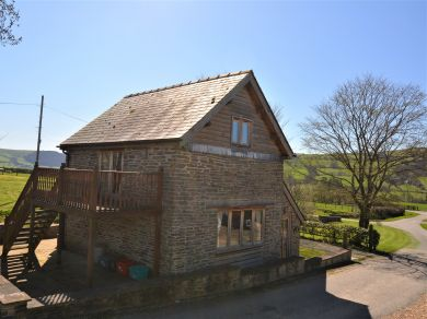 The Smithy Lugg Valley Cottage (58997)