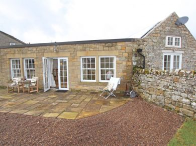 Byre Cottage - Low Alwinton (CN043)